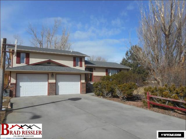 1006 Cardiff, Casper, WY 82609 (MLS #20180506) :: Lisa Burridge & Associates Real Estate