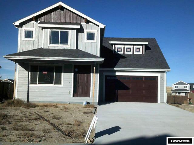620 Fort Clay Street, Evansville, WY 82636 (MLS #20182320) :: Lisa Burridge & Associates Real Estate