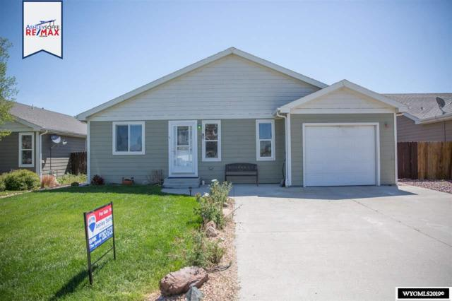 617 Bozeman Trail, Evansville, WY 82636 (MLS #20193065) :: RE/MAX The Group