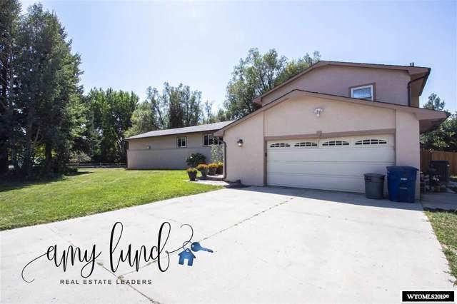 1892 N Yellow Creek Road, Casper, WY 82604 (MLS #20194695) :: Lisa Burridge & Associates Real Estate