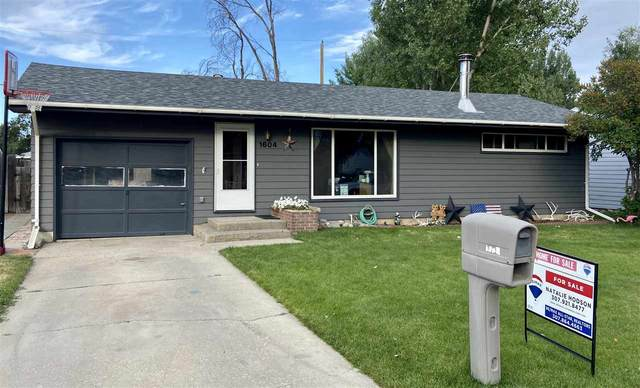 1604 Culbertson Ave, Worland, WY 82401 (MLS #20196641) :: Lisa Burridge & Associates Real Estate
