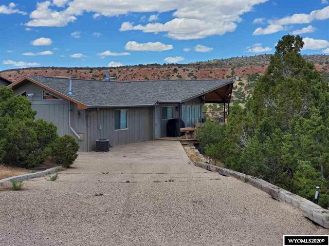 25766 Lakeview Road, Alcova, WY 82620 (MLS #20203366) :: RE/MAX Horizon Realty