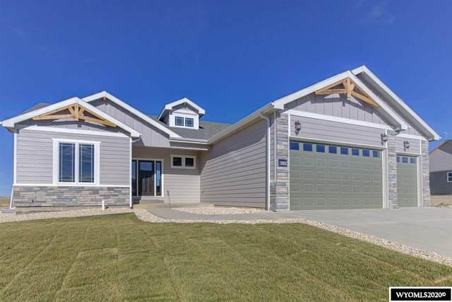 6450 Meadow Wind Way, Mills, WY 82604 (MLS #20204631) :: RE/MAX Horizon Realty