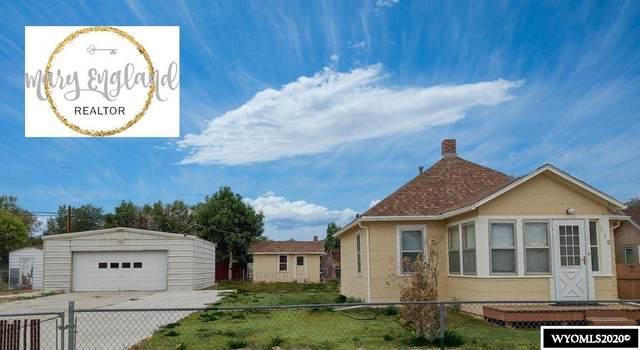 110 W G Street, Casper, WY 82601 (MLS #20204943) :: RE/MAX The Group