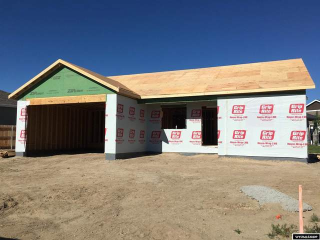 742 Camp Davis Circle, Evansville, WY 82636 (MLS #20205122) :: Broker One Real Estate