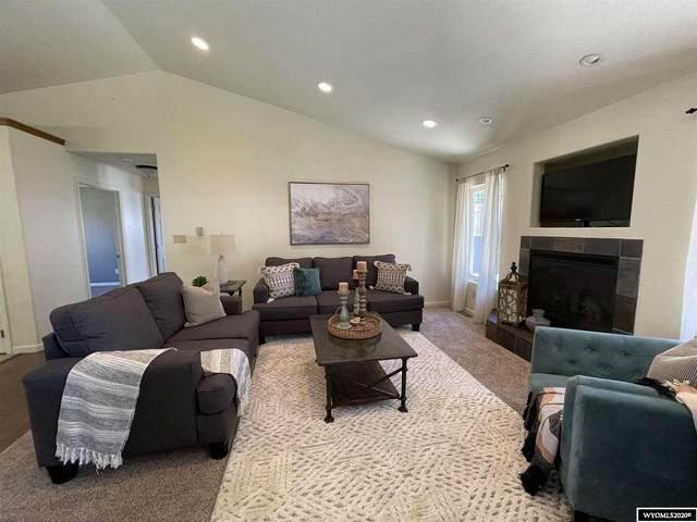 1125 North Fork Drive, Douglas, WY 82633 (MLS #20205416) :: Broker One Real Estate