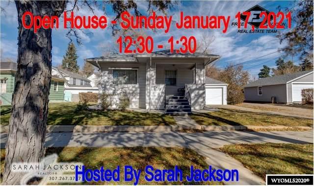 436 Divine Avenue, Casper, WY 82601 (MLS #20206693) :: Lisa Burridge & Associates Real Estate