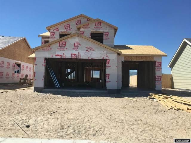 5895 Overlook Way, Mills, WY 82604 (MLS #20210679) :: Broker One Real Estate