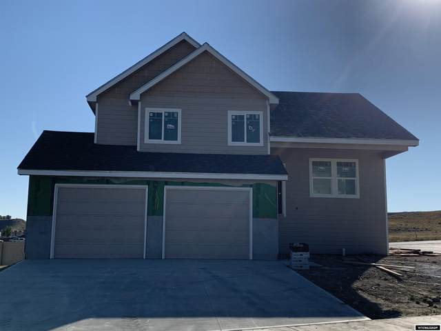 3681 Timber Wolf Court, Casper, WY 82604 (MLS #20213385) :: Real Estate Leaders