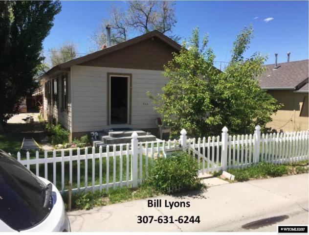 948 N Kimball, Casper, WY 82601 (MLS #20173176) :: Real Estate Leaders