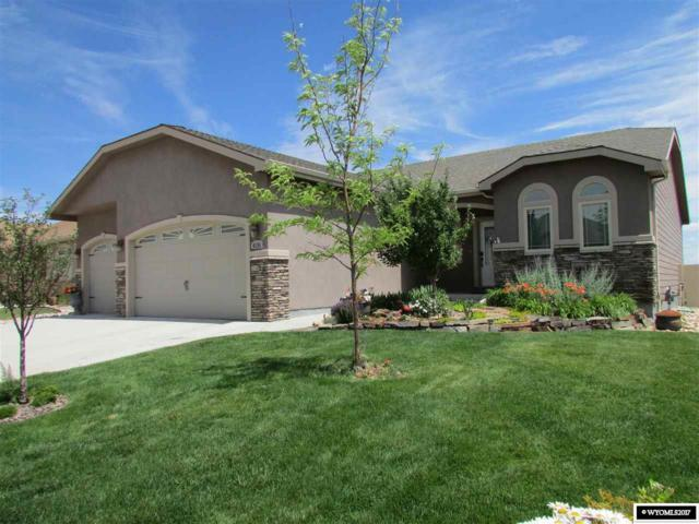 6156 Coronado, Casper, WY 82609 (MLS #20174761) :: Real Estate Leaders