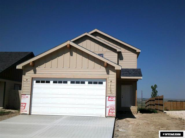 720 Pebble Mountain Drive, Mills, WY 82604 (MLS #20182316) :: RE/MAX The Group