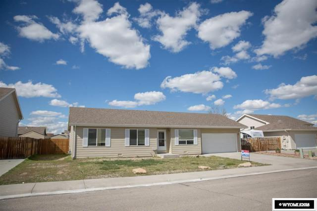 2016 Mandan Trail, Bar Nunn, WY 82601 (MLS #20182606) :: Lisa Burridge & Associates Real Estate