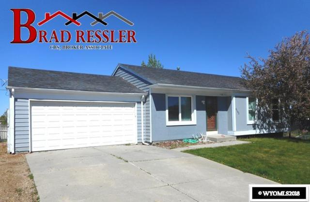 2102 S Fairdale Avenue, Casper, WY 82601 (MLS #20182783) :: Lisa Burridge & Associates Real Estate