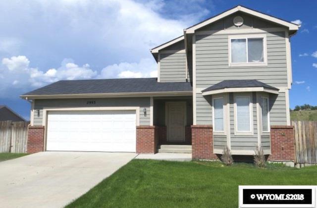 2993 Pheasant, Casper, WY 82604 (MLS #20186956) :: Lisa Burridge & Associates Real Estate