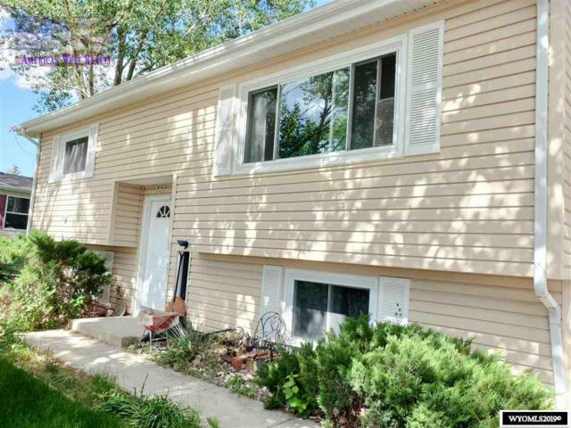 707 Jackson Street, Douglas, WY 82633 (MLS #20191058) :: Real Estate Leaders