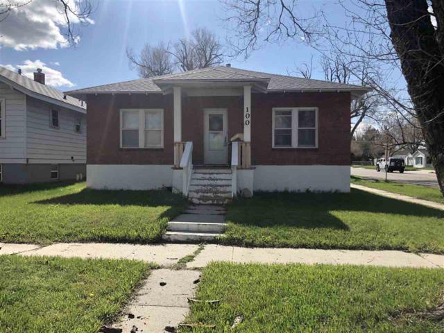 100 S Elk Street, Casper, WY 82601 (MLS #20192475) :: Lisa Burridge & Associates Real Estate