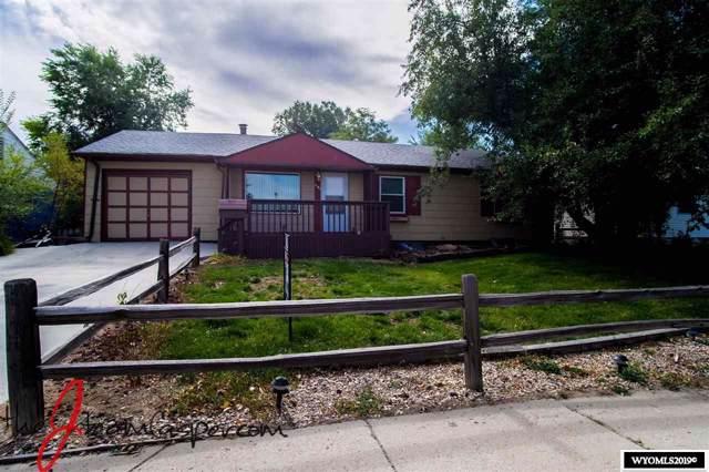 3141 E 8th Street, Casper, WY 82609 (MLS #20195606) :: Lisa Burridge & Associates Real Estate