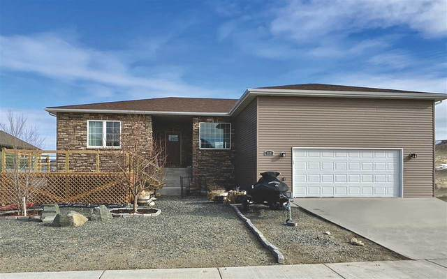 2121 S Nebraska, Casper, WY 82609 (MLS #20200359) :: Real Estate Leaders