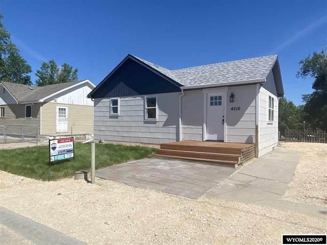 4516 Chalmers, Mills, WY 82644 (MLS #20201973) :: Lisa Burridge & Associates Real Estate