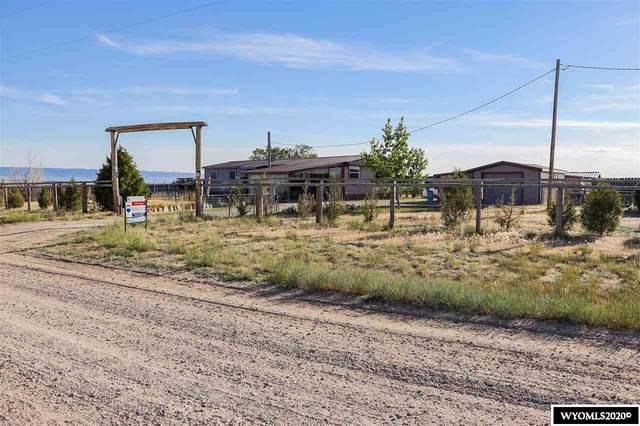 7847 Forum, Evansville, WY 82636 (MLS #20203104) :: Lisa Burridge & Associates Real Estate