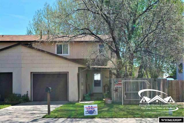 207 Monterey Way, Douglas, WY 82633 (MLS #20203270) :: Lisa Burridge & Associates Real Estate