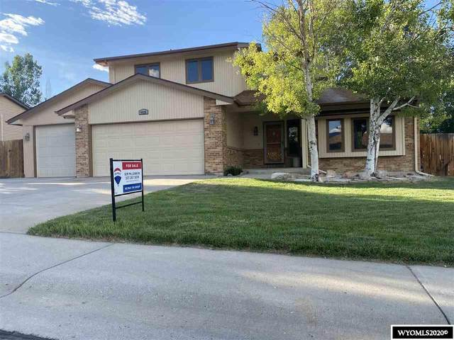 4920 E 16th Street, Casper, WY 82609 (MLS #20203775) :: Lisa Burridge & Associates Real Estate
