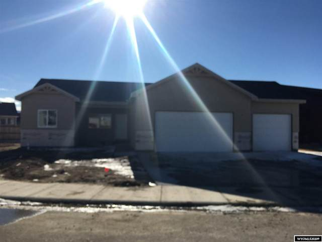 760 Camp Davis Circle, Evansville, WY 82636 (MLS #20205782) :: RE/MAX The Group