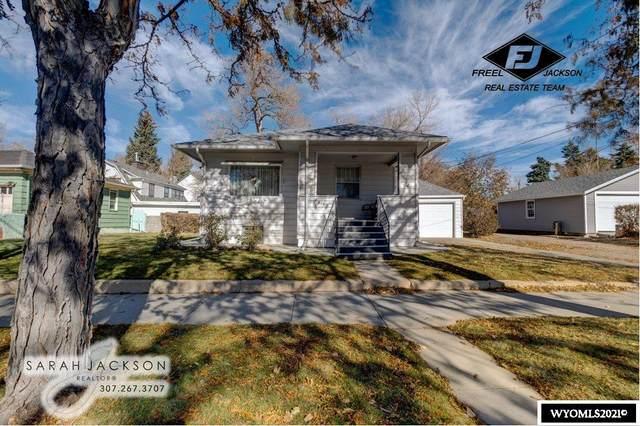 436 Divine Avenue, Casper, WY 82601 (MLS #20210646) :: Lisa Burridge & Associates Real Estate