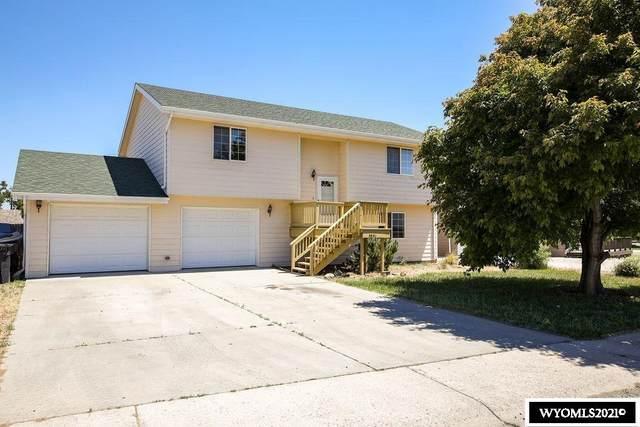 3331 Whispering Springs, Casper, WY 82604 (MLS #20213427) :: Lisa Burridge & Associates Real Estate