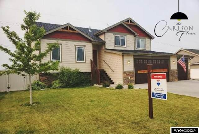 4270 Gramin Drive, Casper, WY 82609 (MLS #20214029) :: Lisa Burridge & Associates Real Estate
