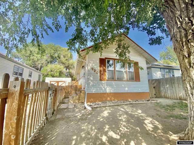 220 Wasatch Avenue, Mills, WY 82644 (MLS #20214733) :: Lisa Burridge & Associates Real Estate