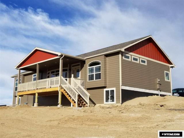 3386 Cattle Trail Drive, Casper, WY 82604 (MLS #20180046) :: RE/MAX The Group