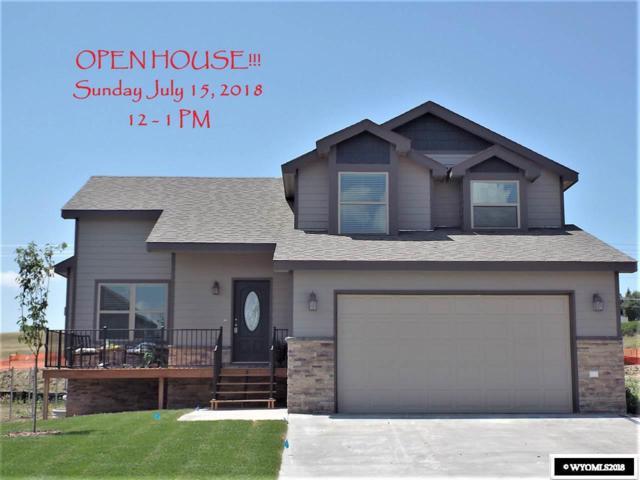 2444 Hope Street, Casper, WY 82609 (MLS #20180480) :: Lisa Burridge & Associates Real Estate