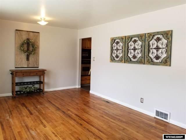 182 La Paloma, Rawlins, WY 82301 (MLS #20190425) :: Lisa Burridge & Associates Real Estate