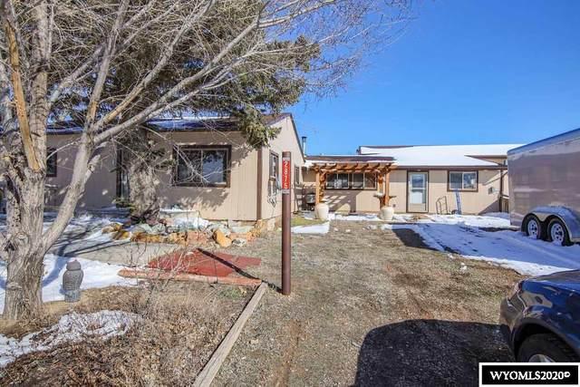 2875 Pilot Street, Casper, WY 82601 (MLS #20201701) :: Lisa Burridge & Associates Real Estate
