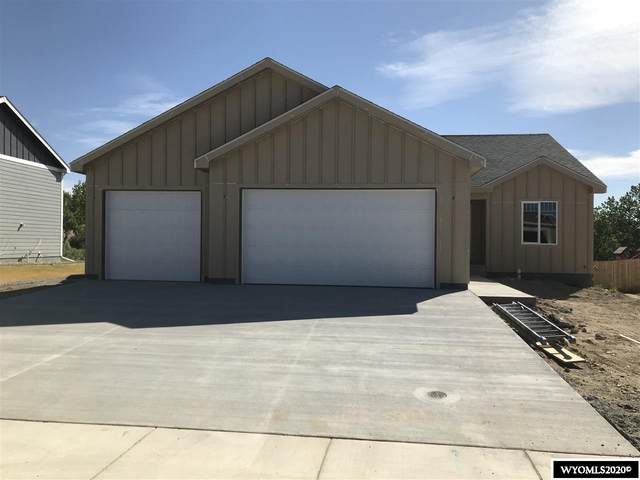 745 Camp Davis Circle, Evansville, WY 82636 (MLS #20202026) :: RE/MAX The Group