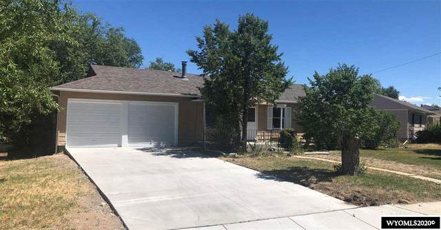 435 Trigood, Casper, WY 82609 (MLS #20204395) :: Lisa Burridge & Associates Real Estate