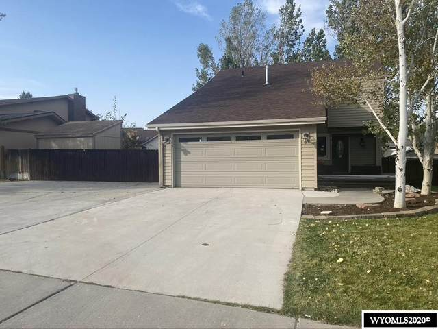4820 E 16th, Casper, WY 82609 (MLS #20205739) :: RE/MAX The Group