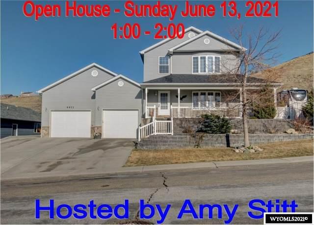 4411 S Oak Street, Casper, WY 82601 (MLS #20211749) :: Broker One Real Estate