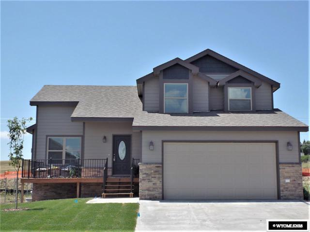 2444 Hope Street, Casper, WY 82609 (MLS #20180480) :: RE/MAX The Group