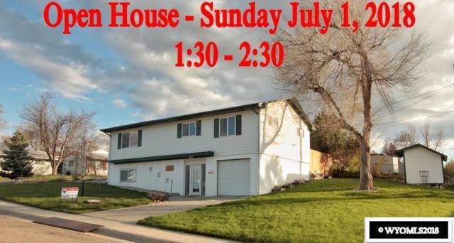 1845 Amherst, Casper, WY 82601 (MLS #20181533) :: Lisa Burridge & Associates Real Estate