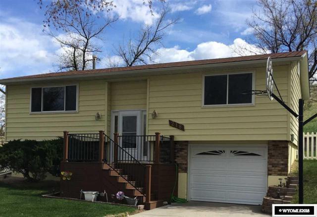 218 S 6th Street, Glenrock, WY 82637 (MLS #20182484) :: Lisa Burridge & Associates Real Estate