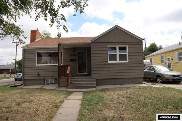 1515 S Jackson, Casper, WY 82601 (MLS #20185132) :: RE/MAX The Group