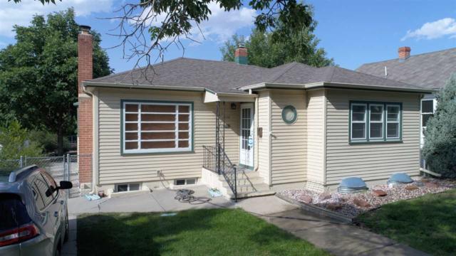 536 E 13th Street, Casper, WY 82601 (MLS #20191366) :: Lisa Burridge & Associates Real Estate