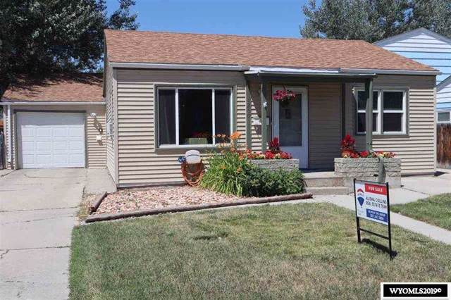 1250 S Melrose, Casper, WY 82601 (MLS #20194027) :: RE/MAX The Group