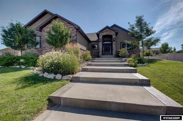 2707 Palmer Drive, Casper, WY 82601 (MLS #20194683) :: Lisa Burridge & Associates Real Estate
