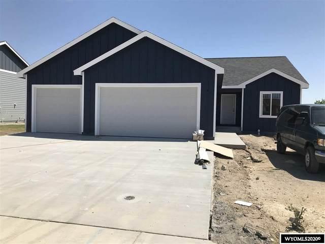 745 Camp Davis Circle, Evansville, WY 82636 (MLS #20202026) :: Lisa Burridge & Associates Real Estate