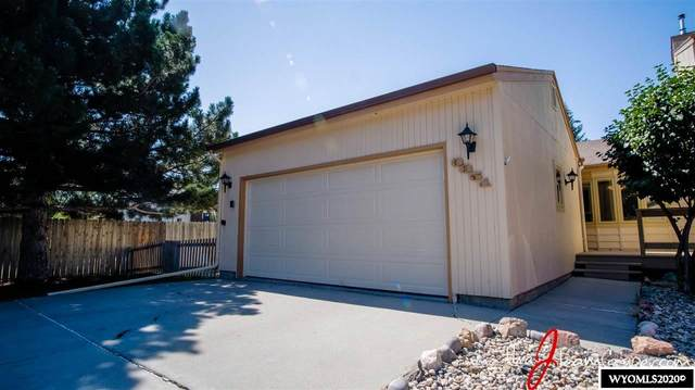 3851 Woodglenn Place, Casper, WY 82609 (MLS #20204268) :: Lisa Burridge & Associates Real Estate
