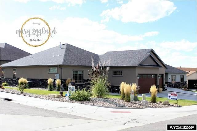 1620 Blue Spruce, Casper, WY 82609 (MLS #20205048) :: Lisa Burridge & Associates Real Estate